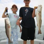 Port Aransas Bay Fishing Charter Hall of Fame