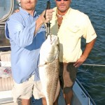 Dans 36 Redfish Port Aransas Bay Fishing Charter Hall of Fame