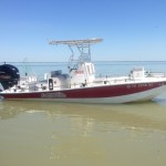 Outlaw 22. Port Aransas Bay Fishing Charter