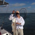 Tawni Mitchells 34 inch Redfish